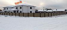 RANeX_забор-центр_каменный забор из блока + забор-жалюзи_RAL8017+RAL1014_проект Боровляны_2