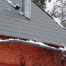 RANeX_снегозадержатель для крыши_срыв водосточной системы