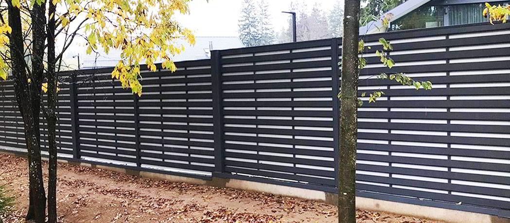 RANeX горизонтальный забор ранчо Т коллекция 3