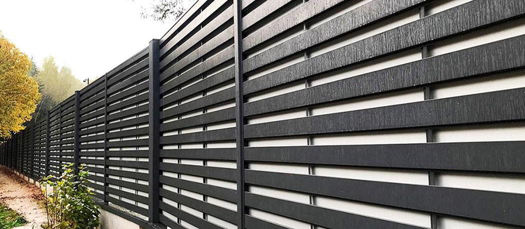RANeX горизонтальный забор ранчо Т коллекция