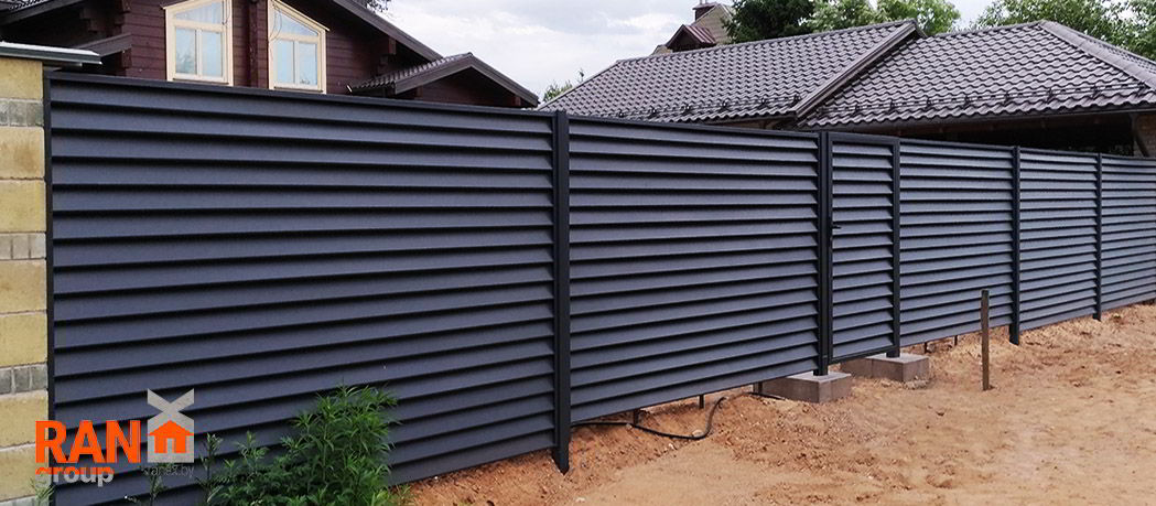 RANeX горизонтальный забор жалюзи Танго А-коллекция 8